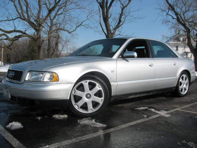 Picture of 2002 Audi S8 4 Dr quattro AWD Sedan