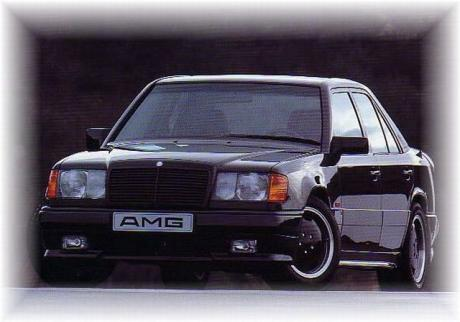 1992 Mercedes-Benz 300-Class 4 Dr 300E Sedan picture