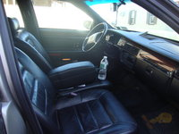 1996 Cadillac DeVille Base Sedan, 1996 Cadillac DeVille 4 Dr STD Sedan picture, interior