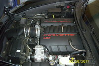 Picture of 2005 Chevrolet Corvette Convertible RWD, engine, gallery_worthy