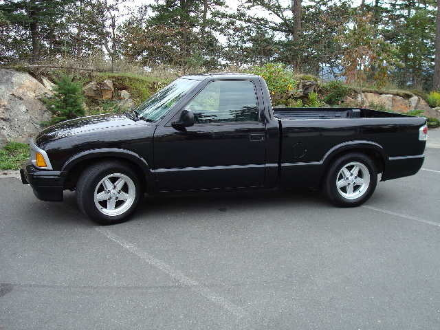 Picture of 1994 GMC Sonoma 2 Dr SL Standard Cab SB, exterior