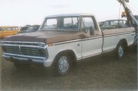 1973 Ford F-100 Picture Gallery