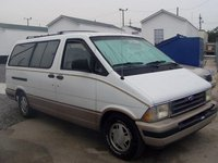 Picture of 1992 Ford Aerostar 3 Dr XLT Passenger Van Extended, exterior, gallery_worthy