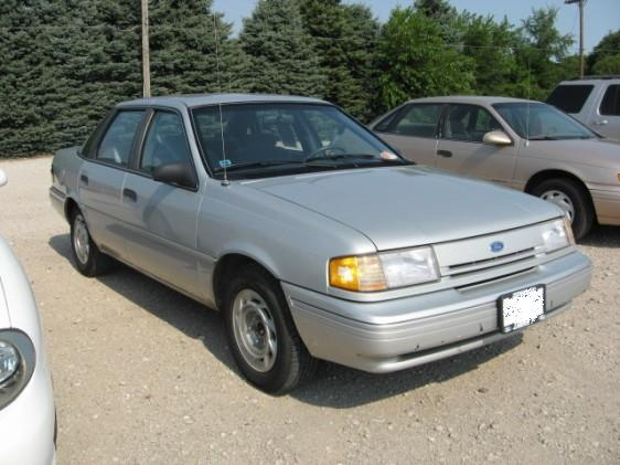 Picture of 1994 Ford Tempo 4 Dr GL Sedan