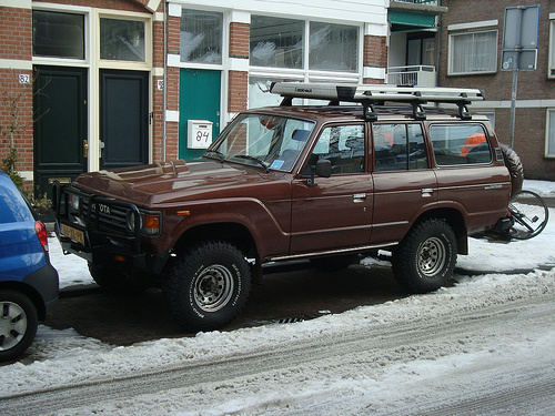 Picture of 1983 Toyota Land Cruiser