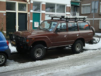 1983 Toyota Land Cruiser Overview