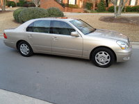 2001 Lexus LS 430 Base, Picture of 2001 Lexus LS 430 STD, exterior