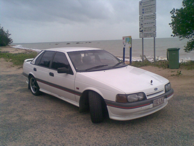 Picture of 1989 Ford EA Falcon, exterior
