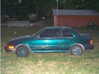 Picture of 1992 Dodge Shadow 2 Dr ES Hatchback, exterior