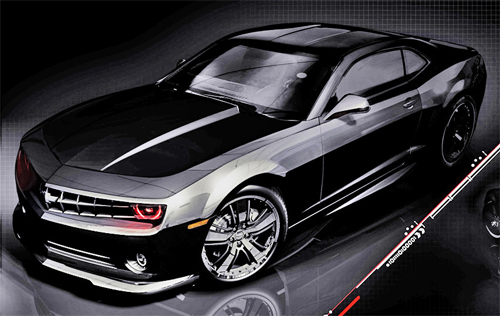 Picture of 2012 Chevrolet Camaro ZL1