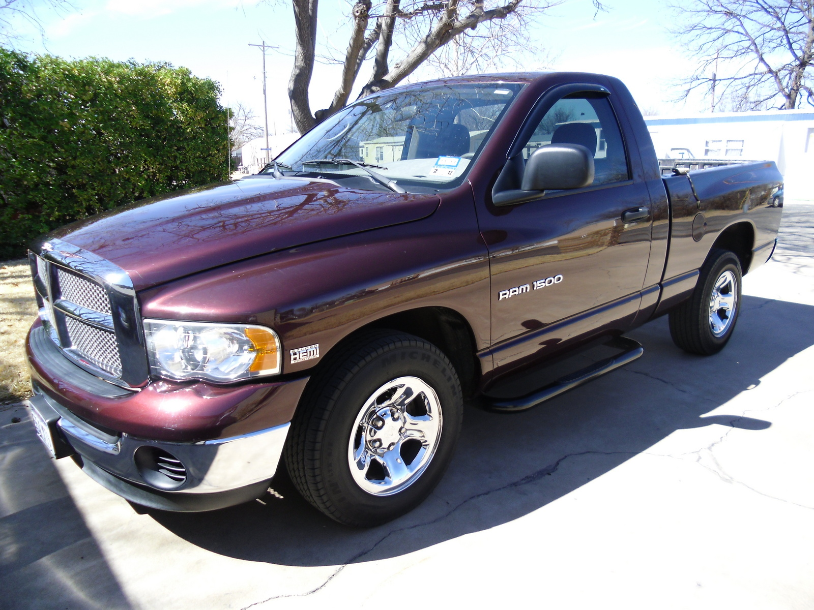 2004 dodge ram 1500 gas mileage. Black Bedroom Furniture Sets. Home Design Ideas