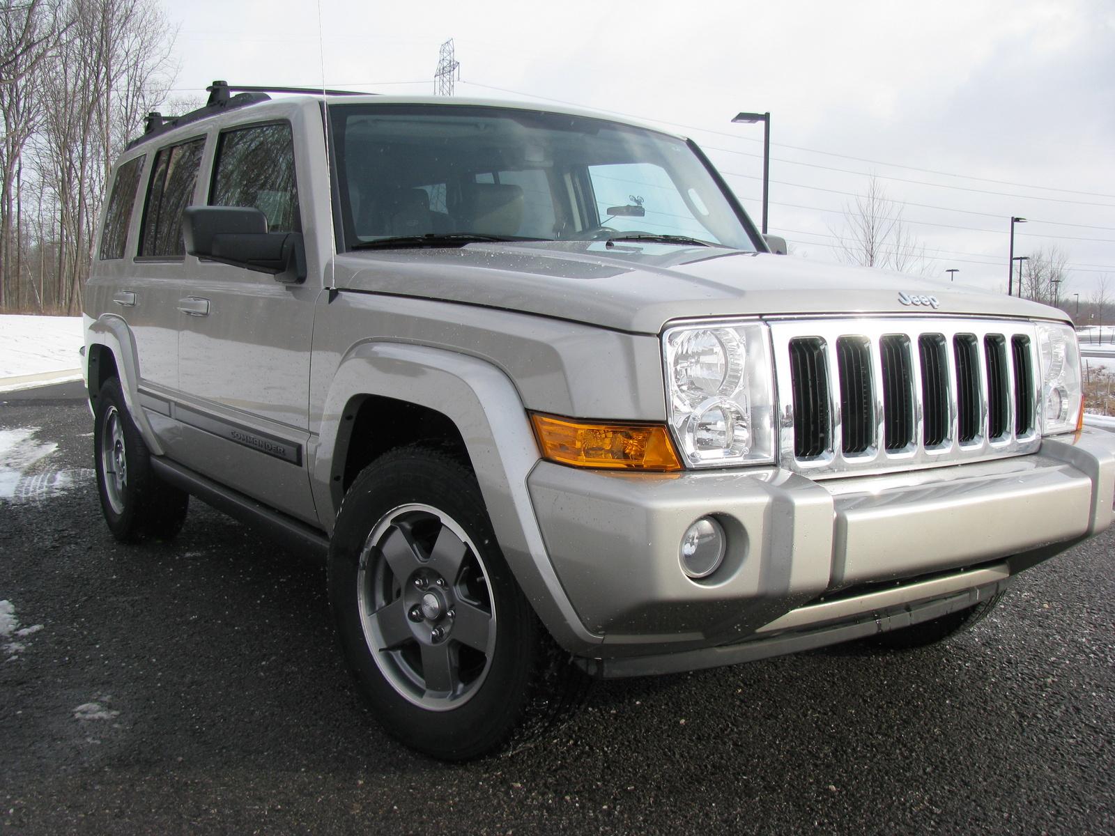 2007 Jeep Commander Exterior Pictures Cargurus