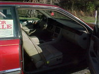 Picture of 1992 Cadillac Eldorado Base Coupe, interior