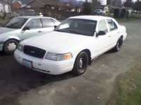 2002 Ford Crown Victoria LX Sport, I took this picture the day I bought it with my cell phone, exterior, gallery_worthy