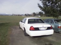 2002 Ford Crown Victoria LX Sport picture, exterior