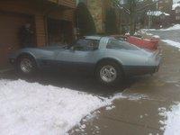 1982 Chevrolet Corvette Coupe, b4, exterior