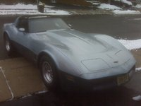 1982 Chevrolet Corvette Coupe, b4, exterior