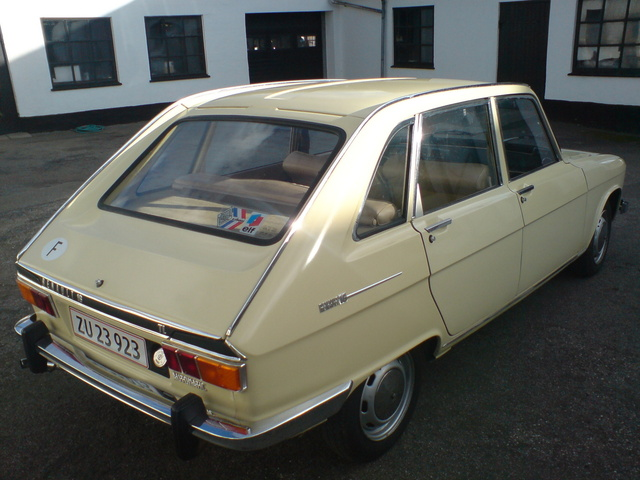 1972 Renault 16, 1972 - Renault 16 TL Aut., exterior, gallery_worthy