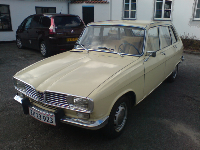 1972 Renault 16, 1972 - Renault 16 TL Aut., exterior, gallery_worthy