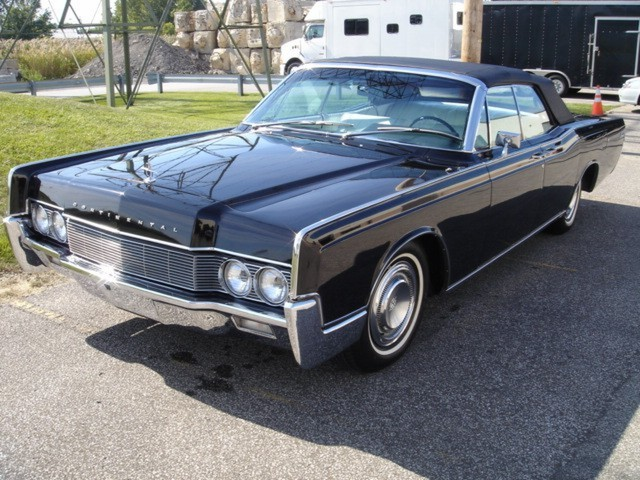 1967 Lincoln Continental - Exterior Pictures - CarGurus