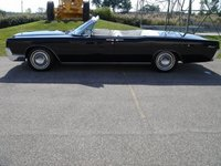 1967 Lincoln Continental Picture Gallery