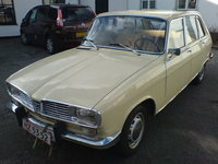 1972 Renault 16 Overview