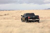 2011 Ram 2500, Back three quarter view. , exterior, manufacturer