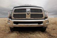 2011 Ram 2500, Front View., exterior, manufacturer