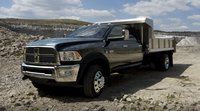 2011 Ram 3500, Three quarter view. , exterior, manufacturer