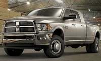2011 Ram 3500, Front three quarter view. , manufacturer, exterior