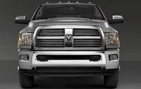2011 Ram 3500, Front View. , exterior, manufacturer