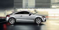2011 Audi TT, Side View. , exterior, manufacturer