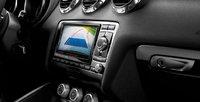 2011 Audi TT, Navigation Screen, interior, manufacturer