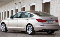 2011 BMW 5 Series Gran Turismo, Back three quarter view. , exterior, manufacturer