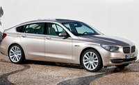 2011 BMW 5 Series Gran Turismo, Front three quarter view., manufacturer, exterior