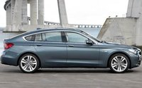 2011 BMW 5 Series Gran Turismo, Side View. , exterior, manufacturer