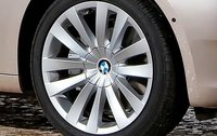 2011 BMW 5 Series Gran Turismo, Close-up of tire. , exterior, manufacturer, gallery_worthy