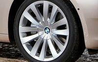 2011 BMW 5 Series Gran Turismo, Close-up of tire. , exterior, manufacturer