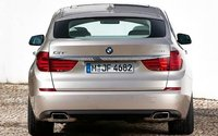2011 BMW 5 Series Gran Turismo, Back view. , exterior, manufacturer