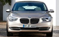 2011 BMW 5 Series Gran Turismo, Front View. , exterior, manufacturer