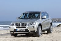 2011 BMW X3, Three quarter front view. , exterior, manufacturer