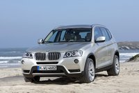 2011 BMW X3, Three quarter front view. , manufacturer, exterior