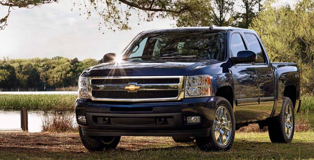 2011 Chevrolet Silverado 1500, Front three quarter view. , exterior, manufacturer