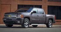 2011 Chevrolet Silverado 1500, Side View. , manufacturer, exterior