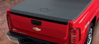 2011 Chevrolet Silverado 1500, Truck bed with cover. , exterior, manufacturer