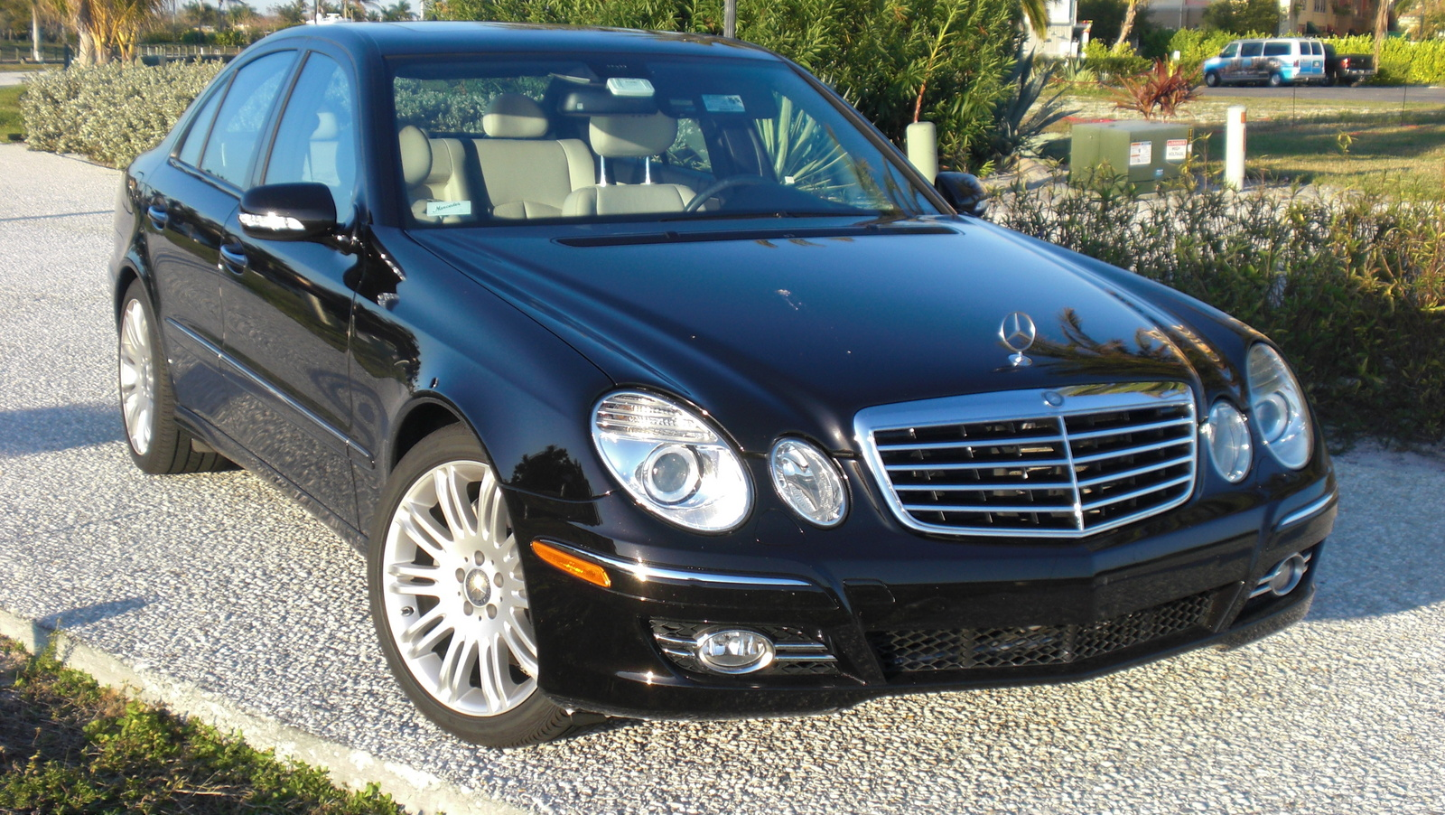 Picture Of 2008 Mercedes Benz E Class E350 Luxury Exterior