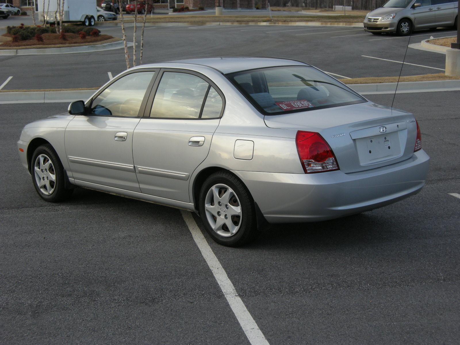 2006 Hyundai Elantra Pictures Cargurus