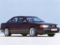 1992 Audi 100 Overview