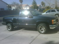 Picture of 1992 GMC Sierra 1500 C1500 SLE Standard Cab Stepside SB, exterior