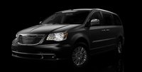 2011 Chrysler Town & Country, Three quarter view. , exterior, manufacturer